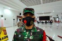 Wakil Ketua Satgas COVID-19 Bontang, Letkol Arh Choirul Huda