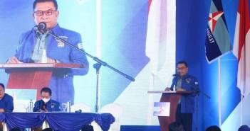 Moeldoko Datang KLB Deli Serdang, Caleg Partai Lain Ngaku Kader Demokrat dari Kaltim
