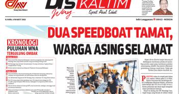 Tiga Speedboat Dihajar Gelombang di Teluk Balikpapan, Warga Asing Selamat