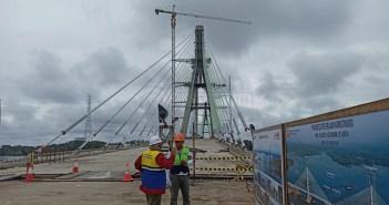 Pembangunan Jembatan Pulau Balang, Bupati PPU Minta Gubernur Tekan Wali Kota