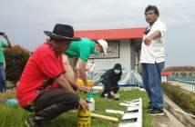 Penelitian Eco Enzyme di TPA Manggar, Alternatif Alami Netralkan Limbah Cair