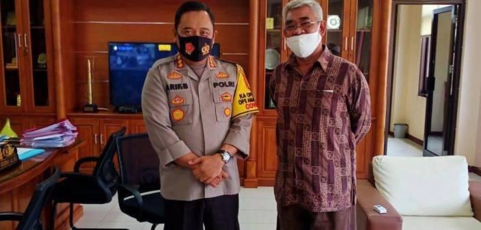 Tokoh Lintas Agama Samarinda Kutuk Keras Aksi Bom Bunuh Diri di Makassar
