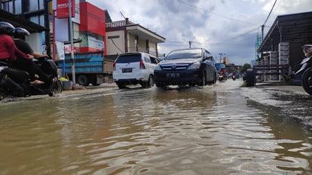 Bontang banjir