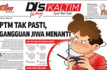 PTM Tak Pasti, Gangguan Jiwa Pada Anak Menanti