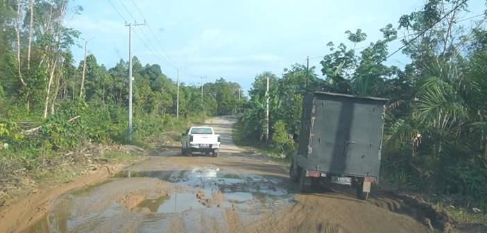 Perjalanan Kubar-Mahulu melalui Jalur Darat (1): Kemunculan PU Swasta hingga Wacana Tol Kubar-IKN