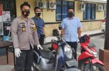 Tiga Bocah di Balikpapan Nekat Curi Motor Calon Polisi