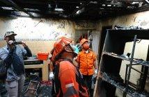 Tak Ada Bukti Korsleting Listrik di Kebakaran Samarinda Seberang