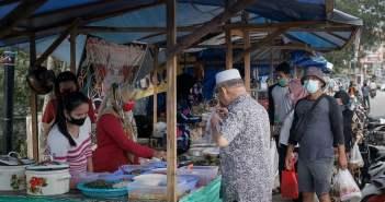 Pasar Ramadan Jadi Momentum Pemulihan Ekonomi Daerah