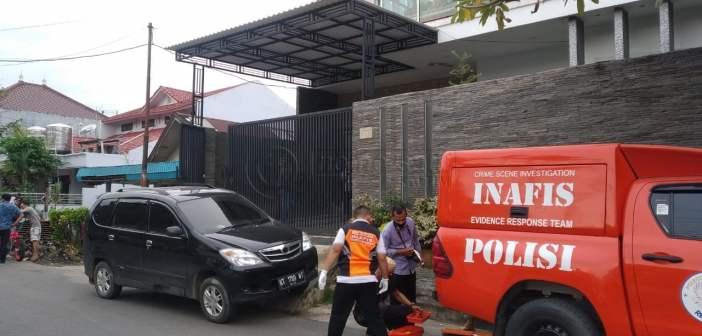 3 Orang Rampok Rumah di Samarinda, Server CCTV Ikut Digasak