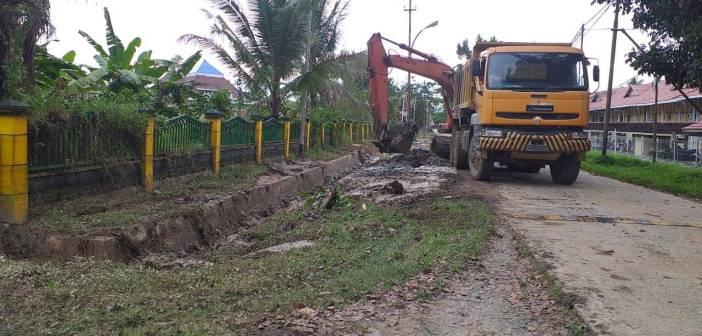 Lurah Sangasanga Dalam: Banjir Akibat Drainase dan Minimnya Reklamasi Tambang
