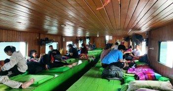 Meski Kerap Membahayakan, Transportasi Sungai Mahakam Tetap Jadi Primadona