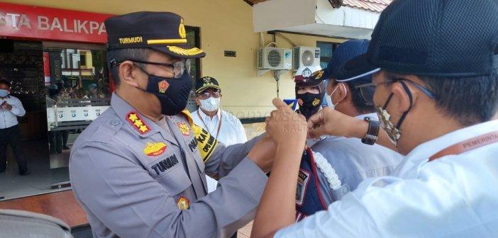 Operasi Ketupat Mahakam 2021, 300 Personel Polresta Balikpapan Berjaga di Pos Penyekatan