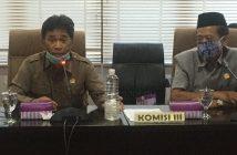 DPRD Bontang Dorong Segera Manfaatkan Air Bekas Lubang Tambang