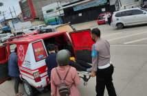 Jangka 15 Menit, Dua Lakalantas Terjadi di Sepanjang Timbau Tenggarong
