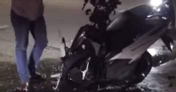 Kecelakaan di Jalan Poros Tenggarong Seberang-Samarinda, Diduga Aksi Balap Liar