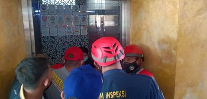 Imbas Blackout, Satu Pengunjung Hotel di Samarinda Terjebak Dalam Lift selama 1 Jam