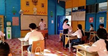 Disdikbud Mahulu Optimistis PTM Mulai Juli, 80 Persen Guru di Mahulu Sudah Vaksin