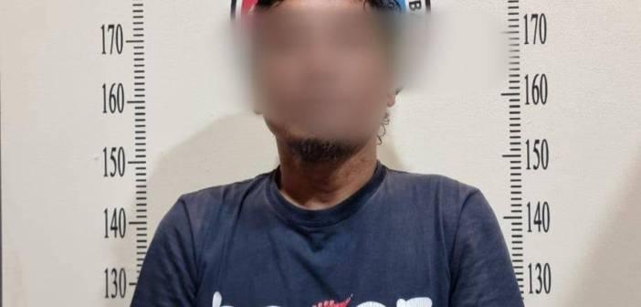 Tunggu Pelanggan, Pengedar Narkoba Diciduk Polresta Samarinda saat Genggam Sabu