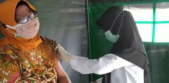 Vaksinasi COVID-19 untuk Lansia di Kutim Masih Rendah