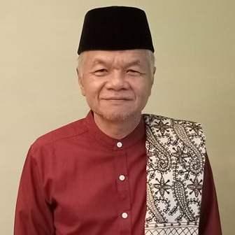 Ketua Dewan Masjid Indonesia (DMI) Kukar, Muhammad Bisyron. (istimewa)
