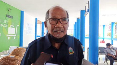 Mubar Yahya Ketua Organda Balikpapan.
