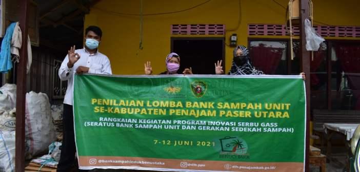 Pengelolaan Bank Sampah di PPU Dilombakan