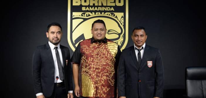 Borneo FC Rekrut Ponaryo dan Firman