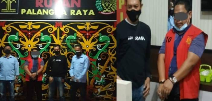 Mantan Cawabup Kutim Berurusan Hukum di Kalteng