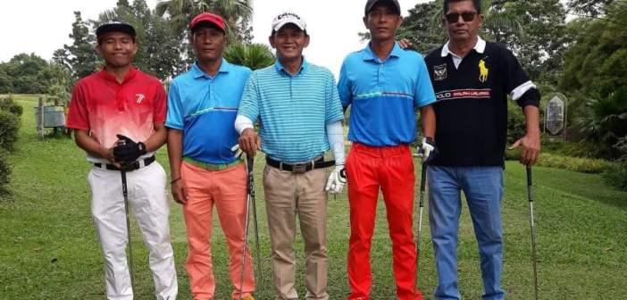 Anto Husein, Mantan Caddy Golf yang Kini Pelatih