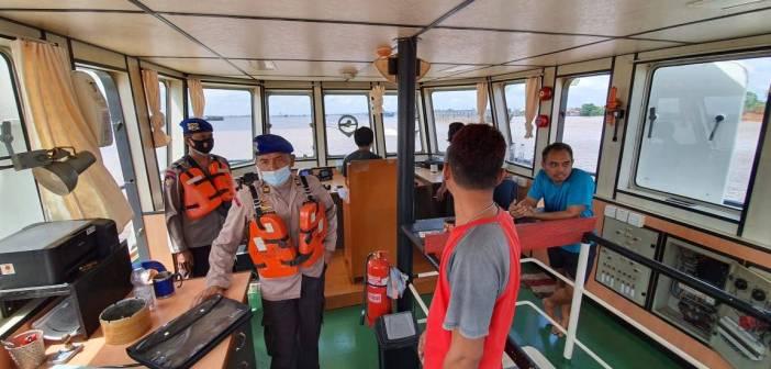 DPU Kukar Cek Kondisi Jembatan Martadipura, Polres Cek Potensi Dugaan Pelanggaran