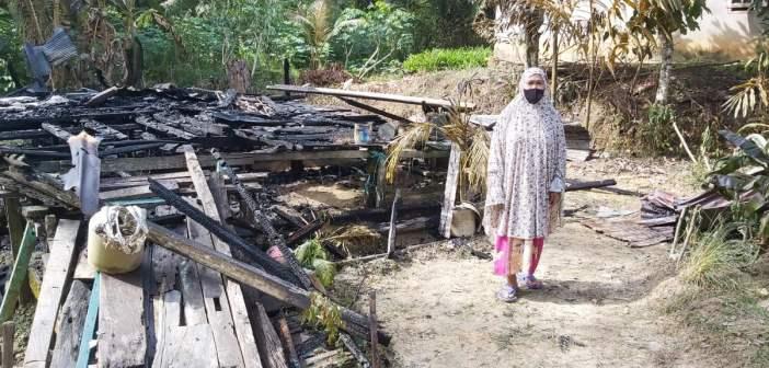 Kebakaran Timpa 1 Rumah di Balikpapan, Diduga Akibat Obat Nyamuk