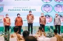 Pemkot Bontang Raih Green Leadership Nirwasita Tantra 2020