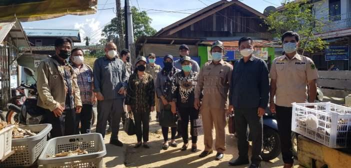 DPRD Mahulu Dukung Pasar Ujoh Bilang Keluar dari Permukiman