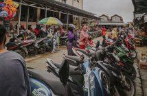 Tambah PAD, Pemkab Kubar Godok Retribusi Parkir Pasar