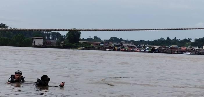 Menyelam Cari Besi di Sungai Mahakam, Pemuda 19 Tahun Tenggelam
