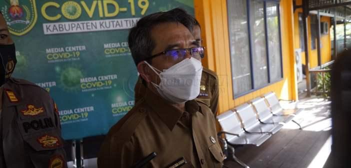 RS Swasta di Kutim Diminta Bersiap Hadapi Lonjakan Kasus COVID-19