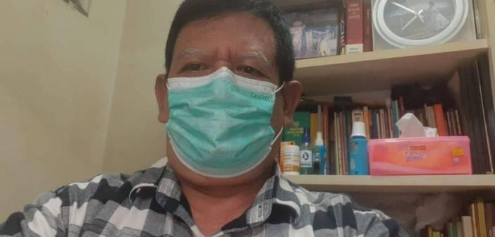 Forum Penyintas COVID-19: Pasien Lansia dan Komorbid Tak Cocok Isoman