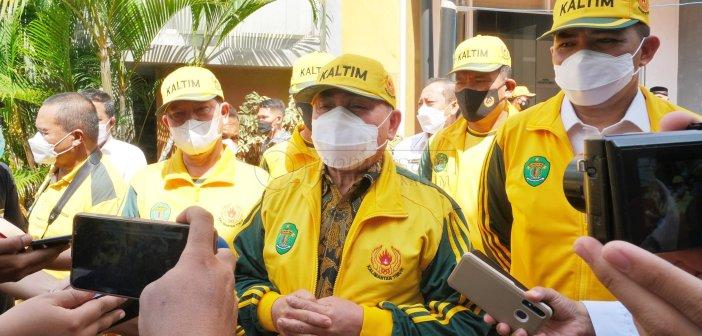 Kaltim Seratus Persen, Siap Rebut Lima Besar di PON XX Papua