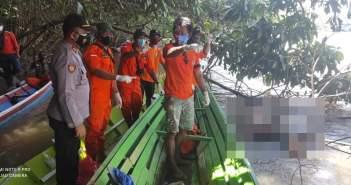 Jenazah Pencari Pasir di Ujoh Bilang Ditemukan Tim SAR
