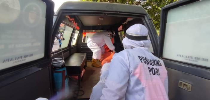 Inafis Polresta Samarinda Evakuasi 3 Mayat dalam Sehari, Salah Satunya Positif COVID-19
