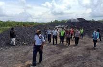 Meski Belum Bersertifikat, Tumpukan Batu Bara di Pelabuhan Tempayang Tetap Kena Retribusi