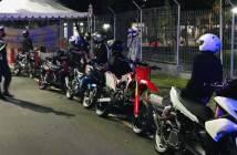 31 Kendaraan Knalpot Racing Terjaring Razia Polresta Balikpapan