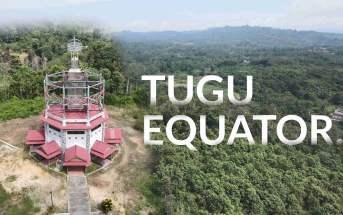 Tugu Equator Saat Ini, Bagaimana Kondisinya?