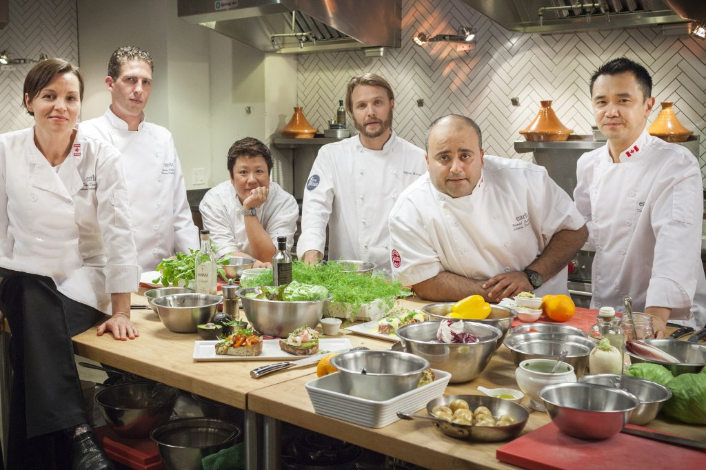 Earls Chef Collective Group