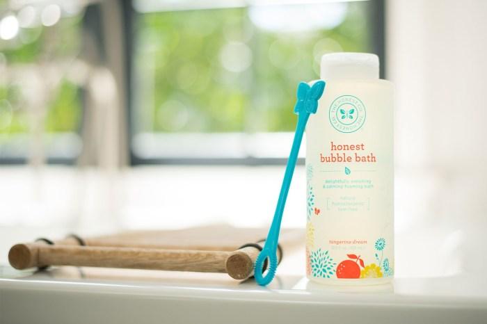 Honest Co bubble bath 2 The Honest Company Review
