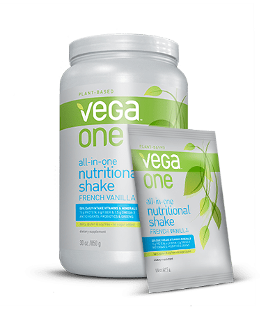 Vega One nutritional shake french vanilla nomss