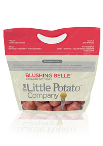 Little Potato Company blushing belle
