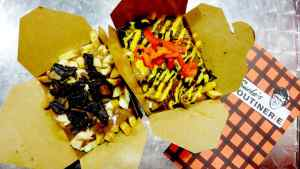 Smokes Poutinerie Vancouver Downtown Fries instanomss nomss