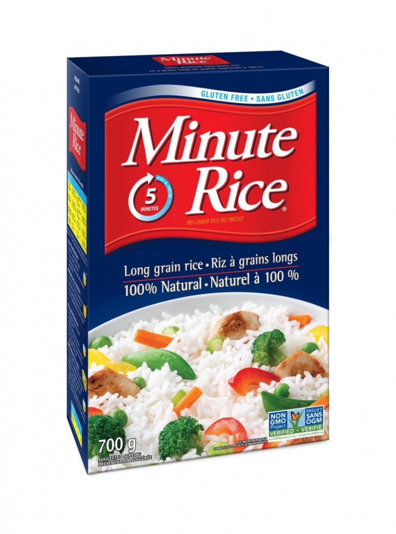 Minute Rice Contest Win Instanomss Nomss