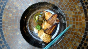 Argan Bistro Vancouver Robson Street Pacific Northwest Instanomss Nomss
